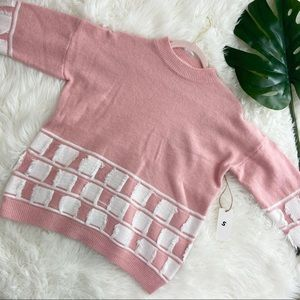 🌿ALICE pink sweater🌿